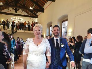 Le nozze di Carolina  e Piergiorgio  1