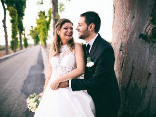 Le nozze di Chiara e Leo