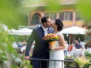 Le nozze di Taisa e Gianni