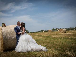 Le nozze di Jessika e Stefano