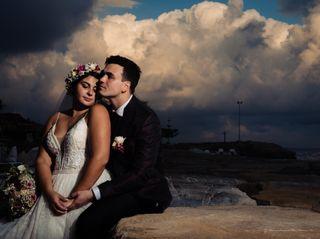 Le nozze di Giorgia e Loris 1