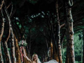 Le nozze di Tara e Conrad 1