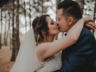 Le nozze di Ilaria e Gianni