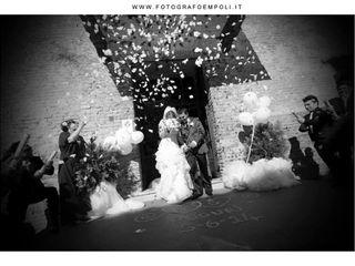 Le nozze di Nataliya e Giovanni