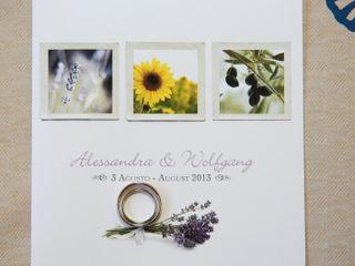 Le nozze di Alessandra e Wolfgang 1
