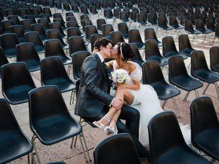Le nozze di Alessandra e Wolfgang