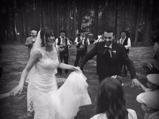 le nozze di Daniele e Alessia
