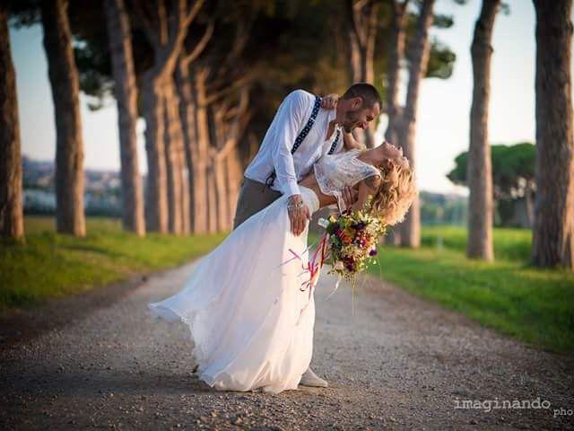 Il matrimonio di PAOLO e VALENTINA a Monte Compatri, Roma 1