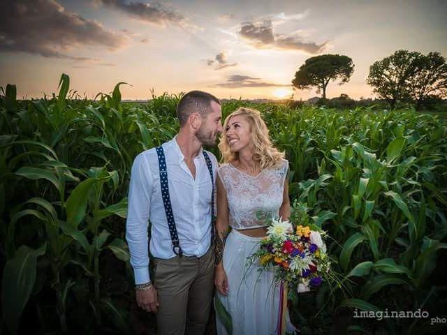 Il matrimonio di PAOLO e VALENTINA a Monte Compatri, Roma 3