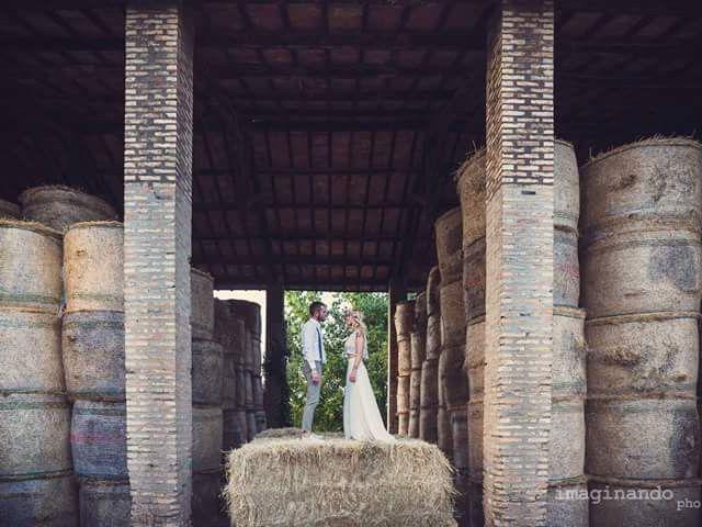 Il matrimonio di PAOLO e VALENTINA a Monte Compatri, Roma 5