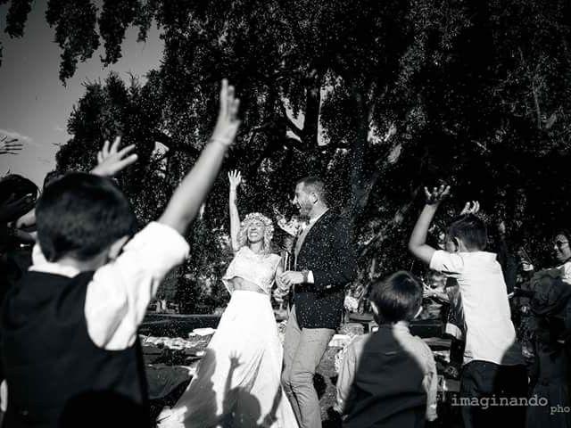 Il matrimonio di PAOLO e VALENTINA a Monte Compatri, Roma 7