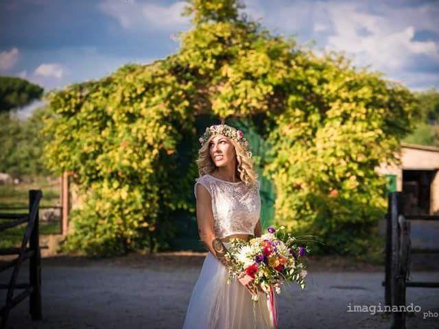 Il matrimonio di PAOLO e VALENTINA a Monte Compatri, Roma 8