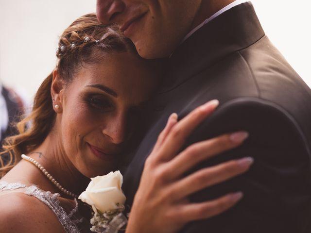 Le nozze di Agnese e Stefano