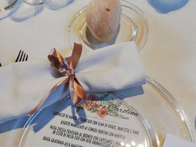 Il matrimonio di Piergiorgio  e Carolina  a Rovato, Brescia 16