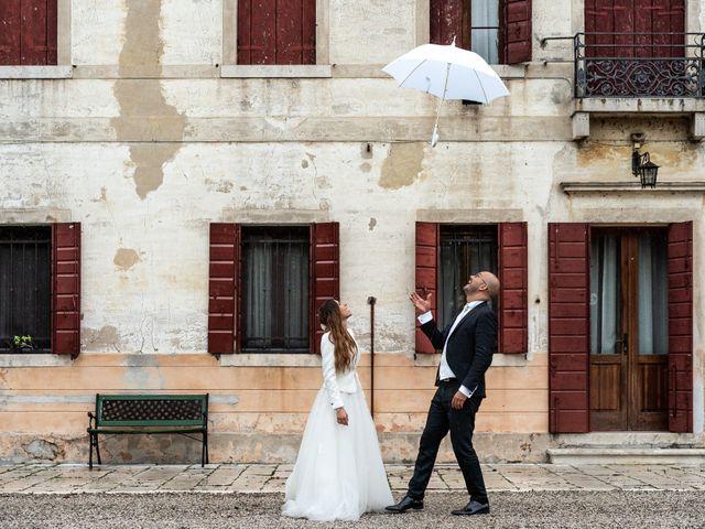 le nozze di Irene e Stefano