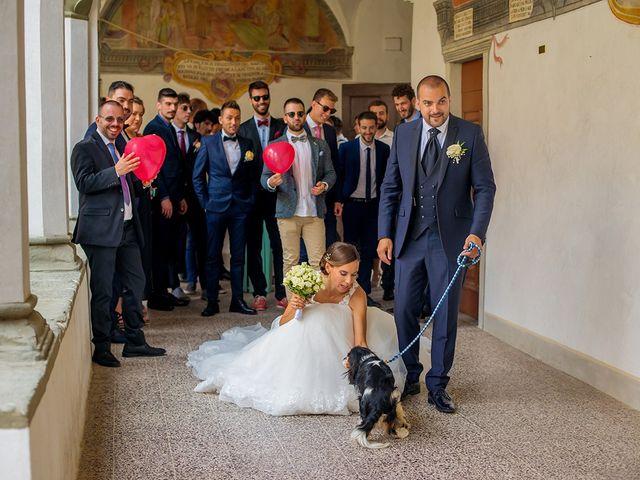 Il matrimonio di Lorenzo e Martina a Borgo a Mozzano, Lucca 23