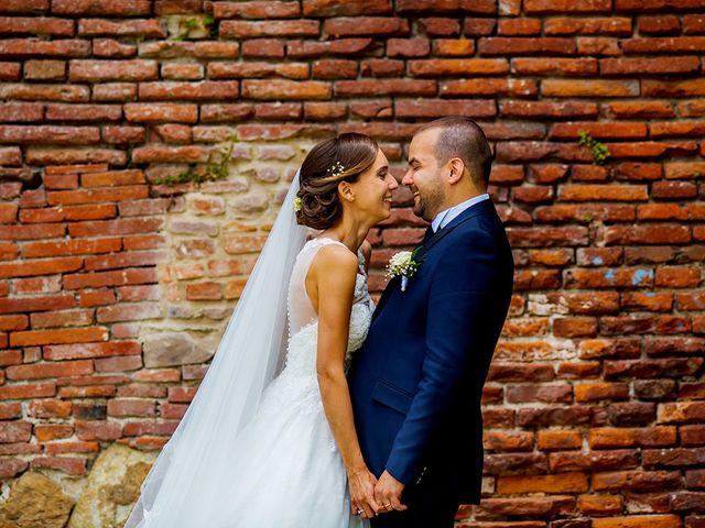 Il matrimonio di Lorenzo e Martina a Borgo a Mozzano, Lucca 20