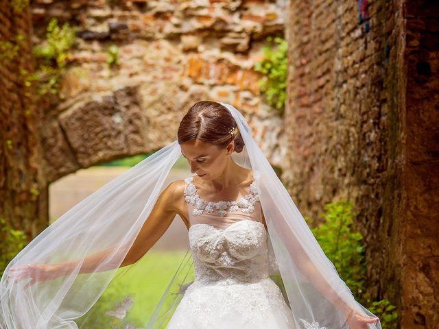 Il matrimonio di Lorenzo e Martina a Borgo a Mozzano, Lucca 45