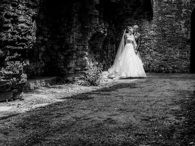Il matrimonio di Lorenzo e Martina a Borgo a Mozzano, Lucca 44