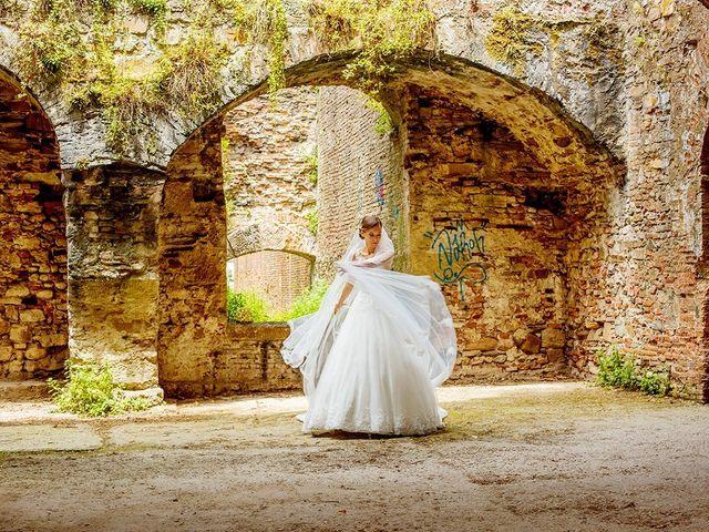 Il matrimonio di Lorenzo e Martina a Borgo a Mozzano, Lucca 41