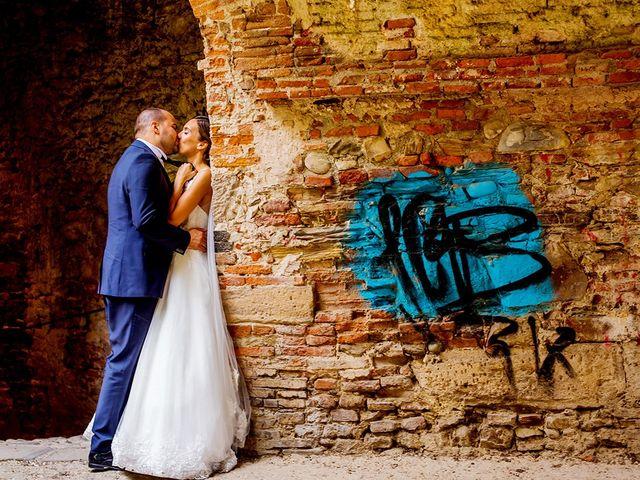 Il matrimonio di Lorenzo e Martina a Borgo a Mozzano, Lucca 37