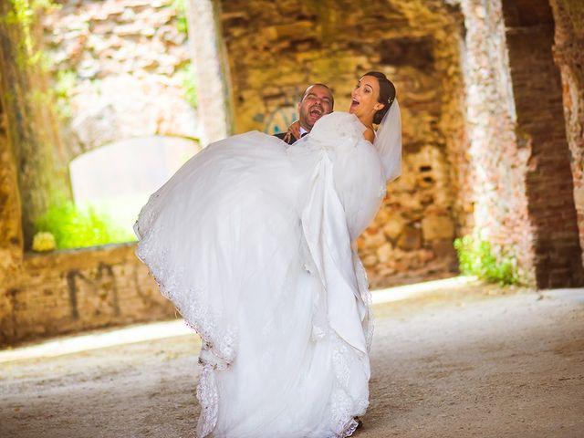 Il matrimonio di Lorenzo e Martina a Borgo a Mozzano, Lucca 35