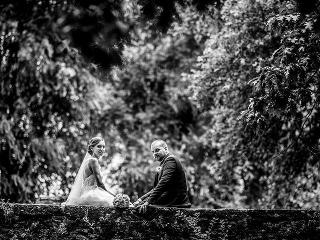 Il matrimonio di Lorenzo e Martina a Borgo a Mozzano, Lucca 48