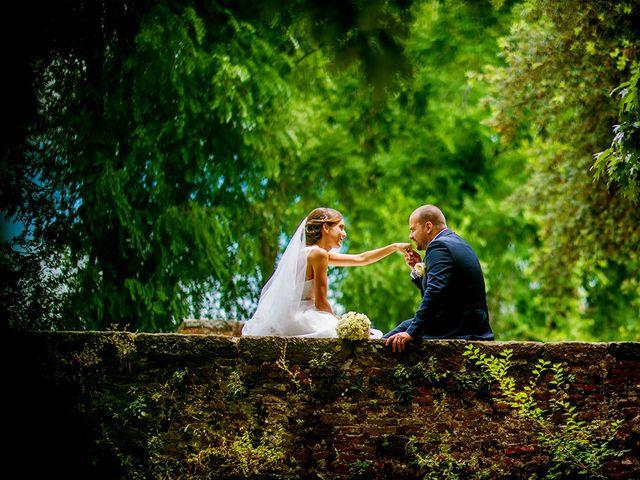 Il matrimonio di Lorenzo e Martina a Borgo a Mozzano, Lucca 2
