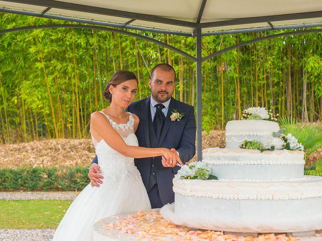 Il matrimonio di Lorenzo e Martina a Borgo a Mozzano, Lucca 56