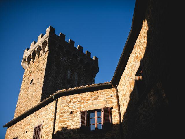 Il matrimonio di Andrea e Viola a Monte San Savino, Arezzo 1