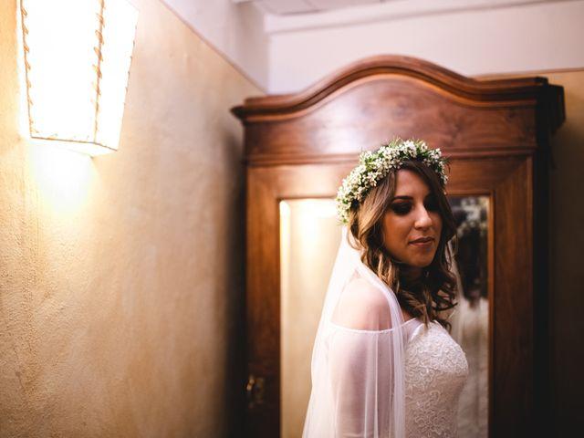 Il matrimonio di Andrea e Viola a Monte San Savino, Arezzo 18