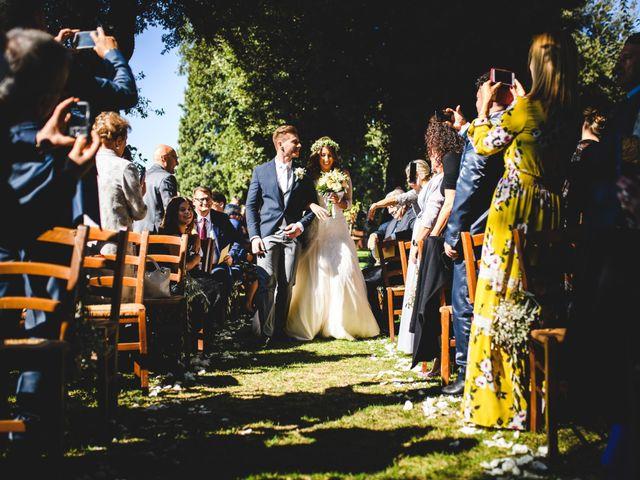 Il matrimonio di Andrea e Viola a Monte San Savino, Arezzo 22