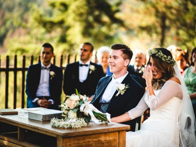 Il matrimonio di Andrea e Viola a Monte San Savino, Arezzo 23