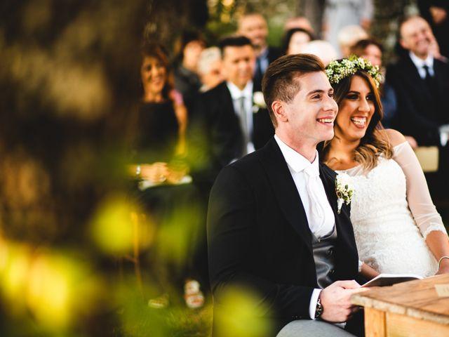 Il matrimonio di Andrea e Viola a Monte San Savino, Arezzo 24