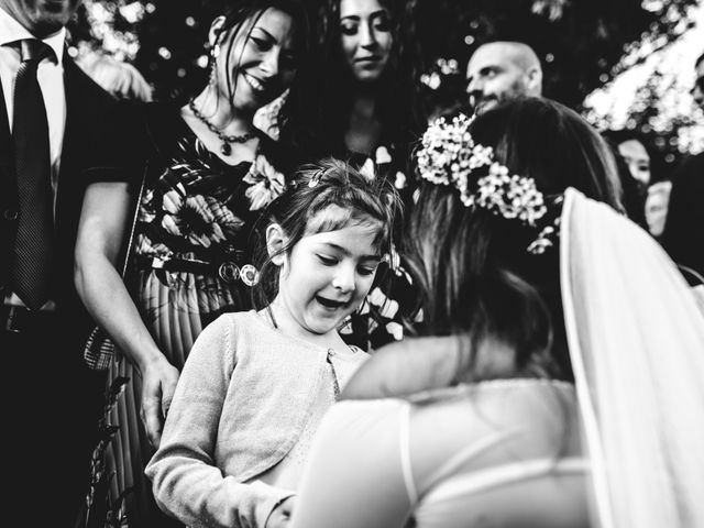 Il matrimonio di Andrea e Viola a Monte San Savino, Arezzo 34
