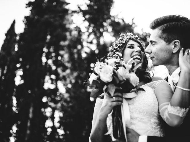Il matrimonio di Andrea e Viola a Monte San Savino, Arezzo 36