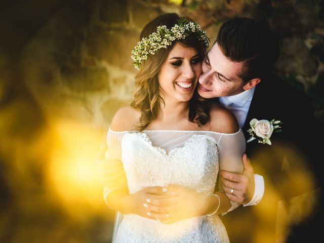 Il matrimonio di Andrea e Viola a Monte San Savino, Arezzo 37