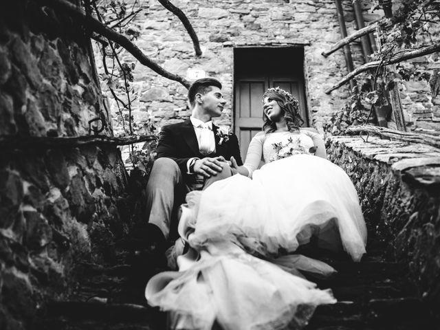 Il matrimonio di Andrea e Viola a Monte San Savino, Arezzo 41