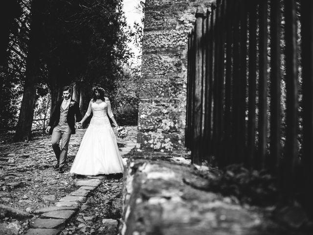Il matrimonio di Andrea e Viola a Monte San Savino, Arezzo 45