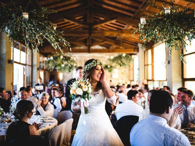Il matrimonio di Andrea e Viola a Monte San Savino, Arezzo 50