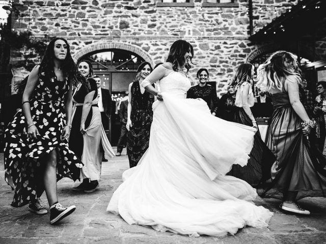 Il matrimonio di Andrea e Viola a Monte San Savino, Arezzo 56