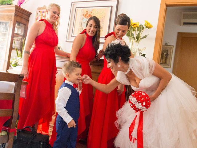 Il matrimonio di Simone e Valeria a Ancona, Ancona 10