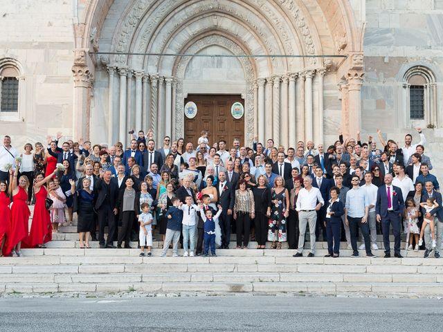 Il matrimonio di Simone e Valeria a Ancona, Ancona 1