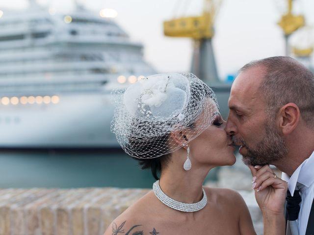 Il matrimonio di Simone e Valeria a Ancona, Ancona 24