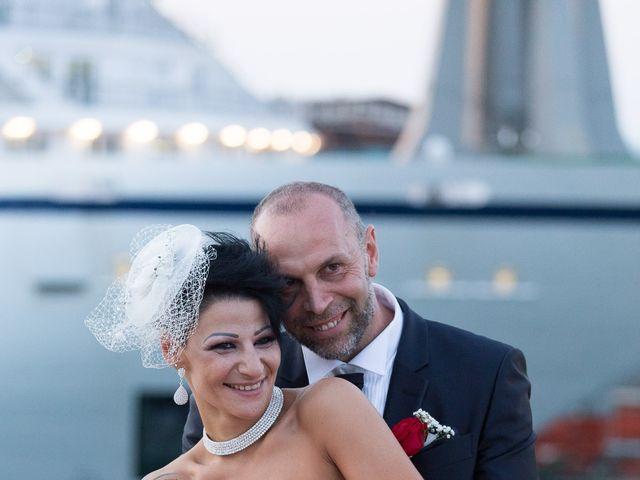 Il matrimonio di Simone e Valeria a Ancona, Ancona 25