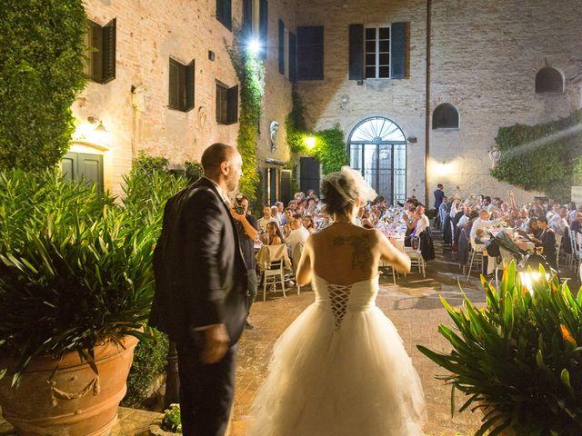 Il matrimonio di Simone e Valeria a Ancona, Ancona 33