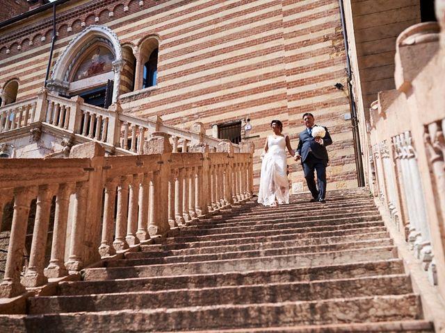 Le nozze di Elisabetta e Antonio