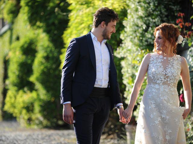 Le nozze di Chiara e Steven