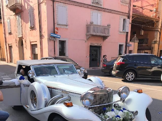 Il matrimonio di Giulia e Rocco  a Castelfranco Emilia, Modena 6