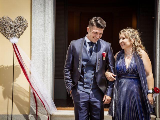 Il matrimonio di Micael e Telma a Cucciago, Como 11